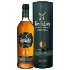 Glenfiddich Cask Collection Select Cask 1l