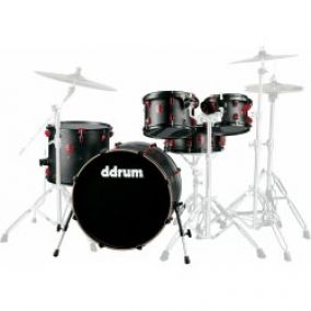 DDRUM Hybrid 5 Piece Kit - Player