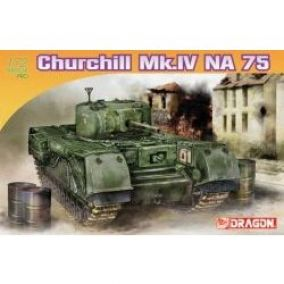 Dragon DR7507 Churchill Mk. IV NA 75 1:72