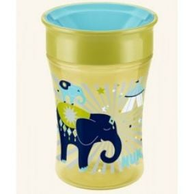 Nuk hrnček easy learning magic cup 250ml Cirkus