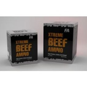 Fitness Authority Xtreme Beef Amino 600 tabliet