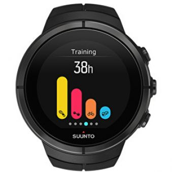 Suunto Spartan Ultra All Black Titanium AKCE + 3