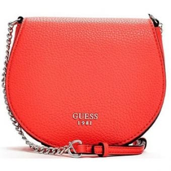 Guess Elegantná crossbody kabelka Cate Saddle