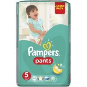Pampers Active pants jumbo junior 48ks
