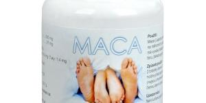 Natural Medicaments Maca 100 tob + OLIMPEX - Shark