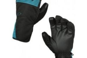 Oakley Roundhouse Short Glove Jet black