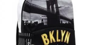 "Mojo Batoh ""Brooklyn New York"" KZ9984026"