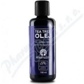 Renovality Tea Tree olej s kapátkem 100 ml