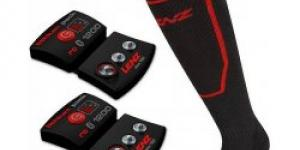 ohrievač Lenz Set Of Heat Sock 1.0 + Lithium Pack