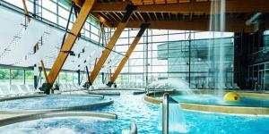 Hotel AquaCity Mountain View ****, Poprad, Spa