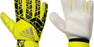 adidas Ace Trainer Goalkeeper Gloves Yellow/Black