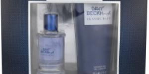 David Beckham Classic Blue EdT 40 ml + 200 ml