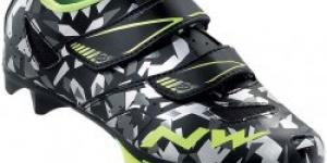 Northwave Hammer Junior camo/yellow fluo