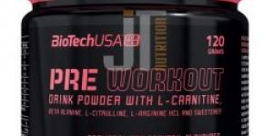 BioTech USA Pre Workout for Her 120 g