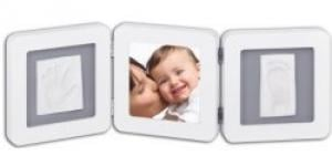 Baby Art My Baby Touch Double zaoblený white &
