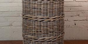 Basket Ratan by Homania