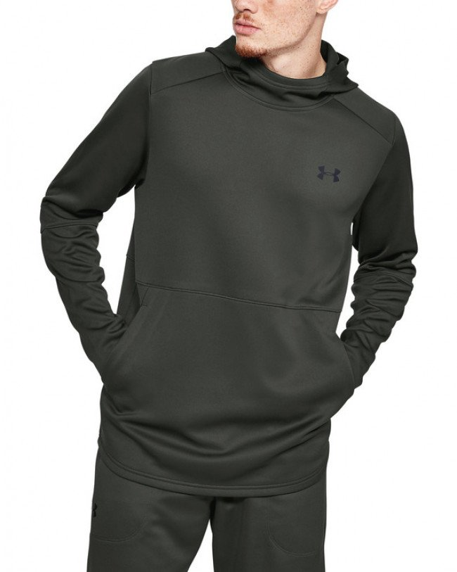 Under Armour MK-1 Warm-Up Mikina Zelená