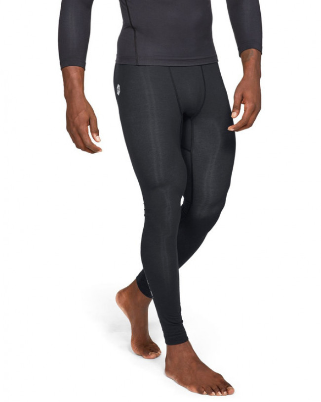 Under Armour Athlete Recovery Compression™ Legínsy Čierna