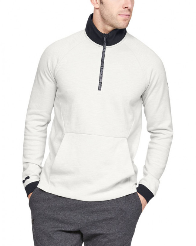 Under Armour Unstoppable Mikina Biela