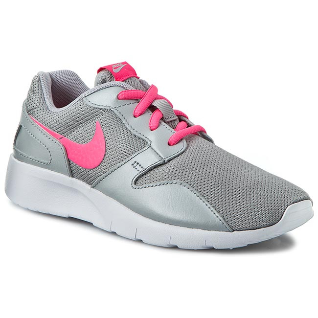 Topánky NIKE - Kaishi (Gs) 705492 006 Wolf Grey/Hyper Pink/White