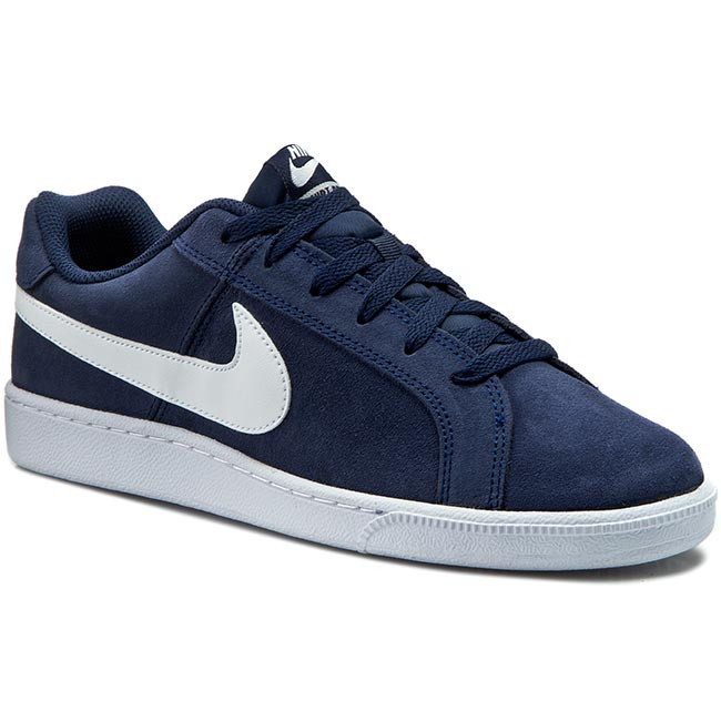 Topánky NIKE - Court Royale Suede 819802 410 Midnight Navy/White