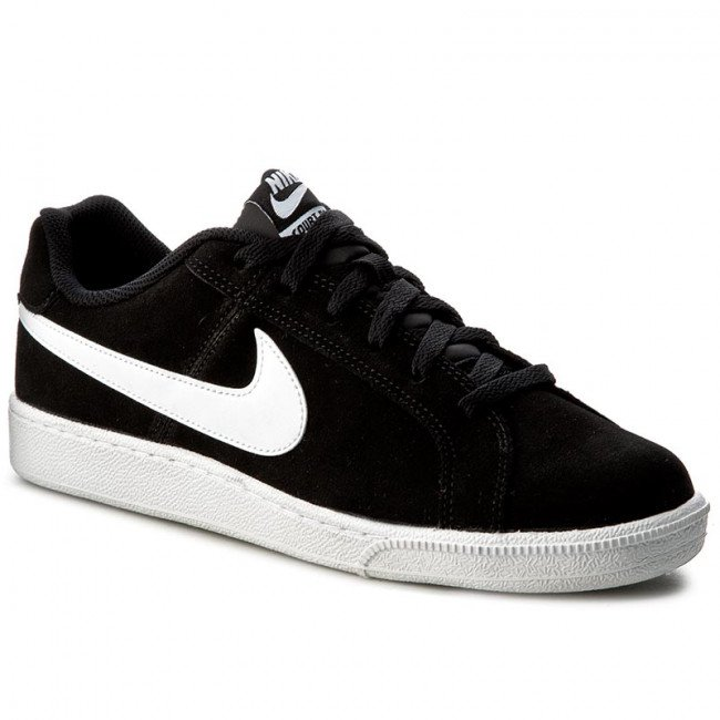 Topánky NIKE - Court Royale Suede 819802 011 Black/White