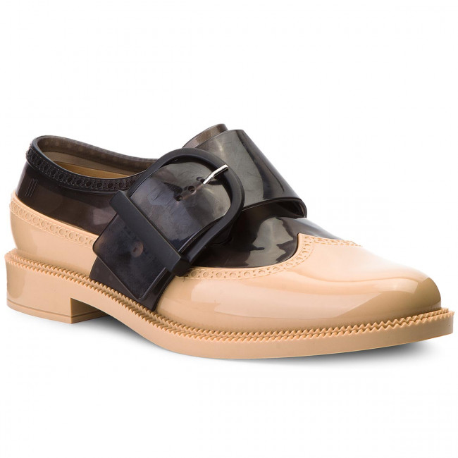 Poltopánky MELISSA - Classic Brogue Special 32394 Beige/Black 51485