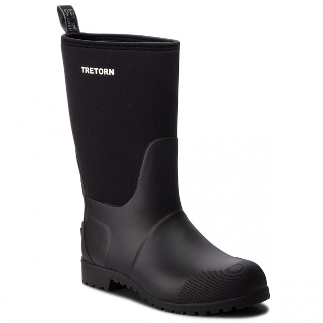 Gumáky TRETORN - Strong Neo 473408 Black 10