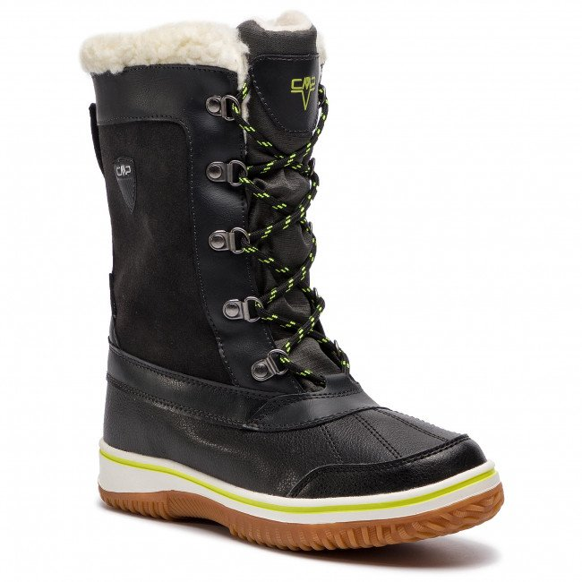 Snehule CMP - Junior Kide Afterski Boot Wp 38Q4504 Grafite U887
