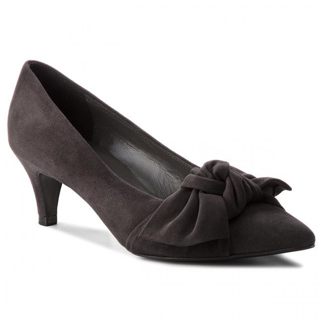 Poltopánky PETER KAISER - Carry 55229/128 Carbon Suede