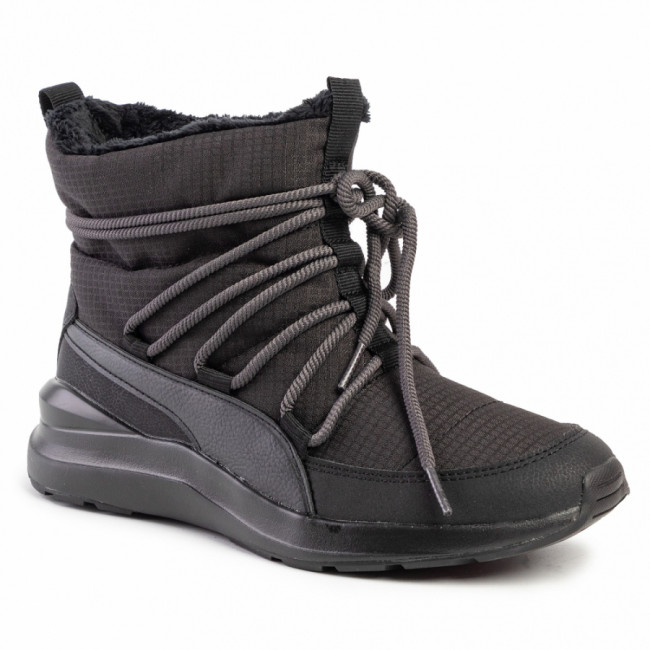 Sneakersy PUMA - Adela Winter Boot 36986201 01 Puma Black/Bridal Rose