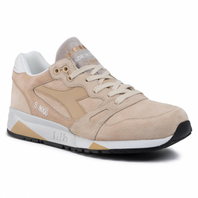 Sneakersy DIADORA - S8000 Italia 501.170533 01 C6585 Bleached Sand/Croissant
