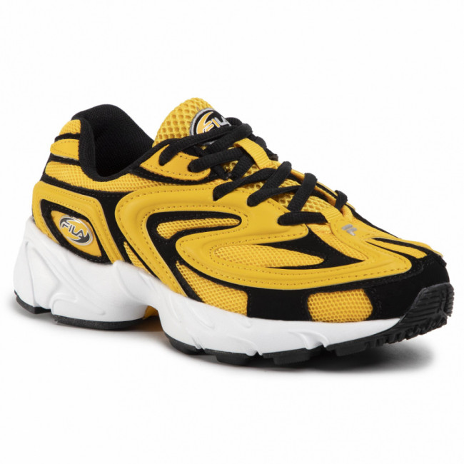 Sneakersy FILA - Creator Low Wmn 5RM00780.702 Old Gold/Black/White