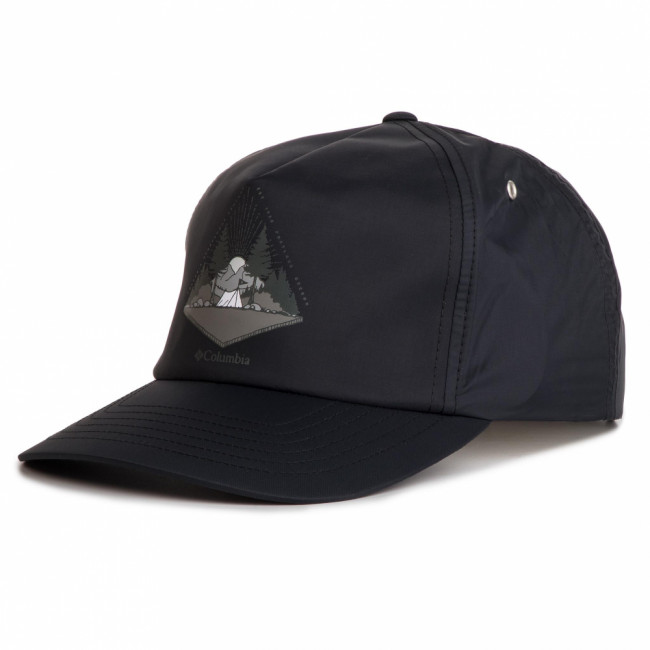 Šiltovka COLUMBIA - Washed Out Ball Cap 1840061 Black 010