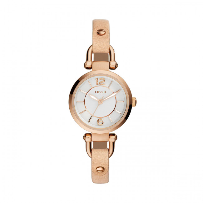 Hodinky FOSSIL - Georgia ES3745  Other/Rose Gold