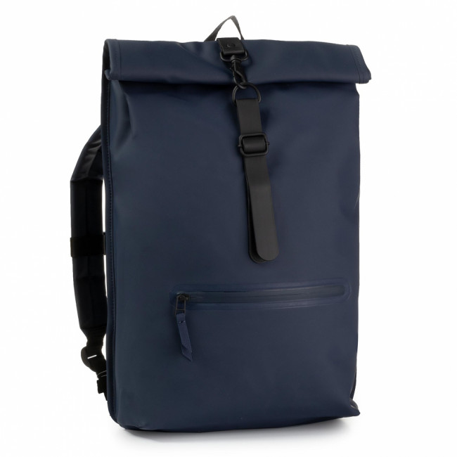Ruksak RAINS - Roll Top Rucksack 1316 Blue