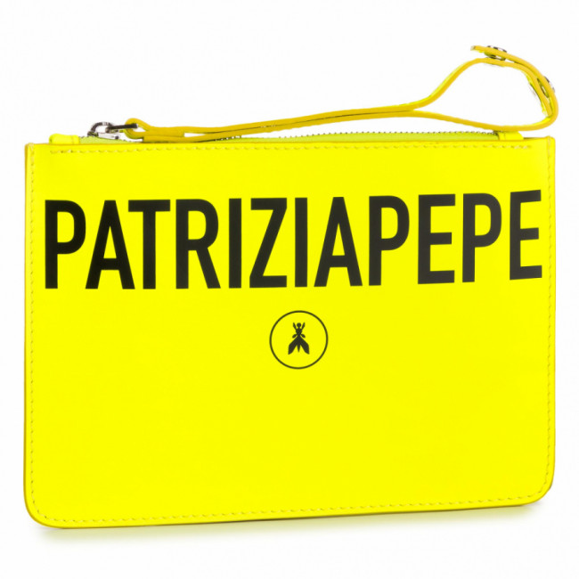 Kabelka PATRIZIA PEPE - 2V9009/A5K9-Y355 Fluo Yellow