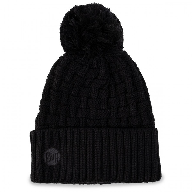 Čiapka BUFF - Knitted & Polar Hat 111021.999.10.00  Black