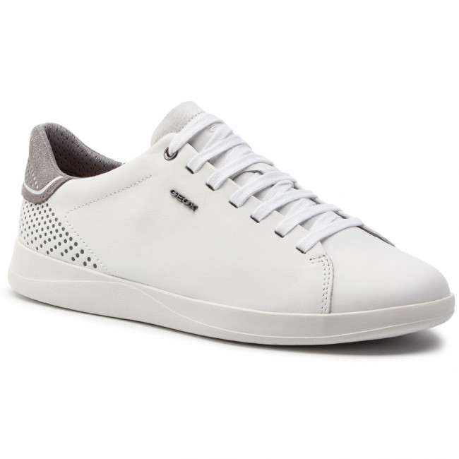 Sneakersy GEOX - U Kennet B U926FB 00085 C1000 White