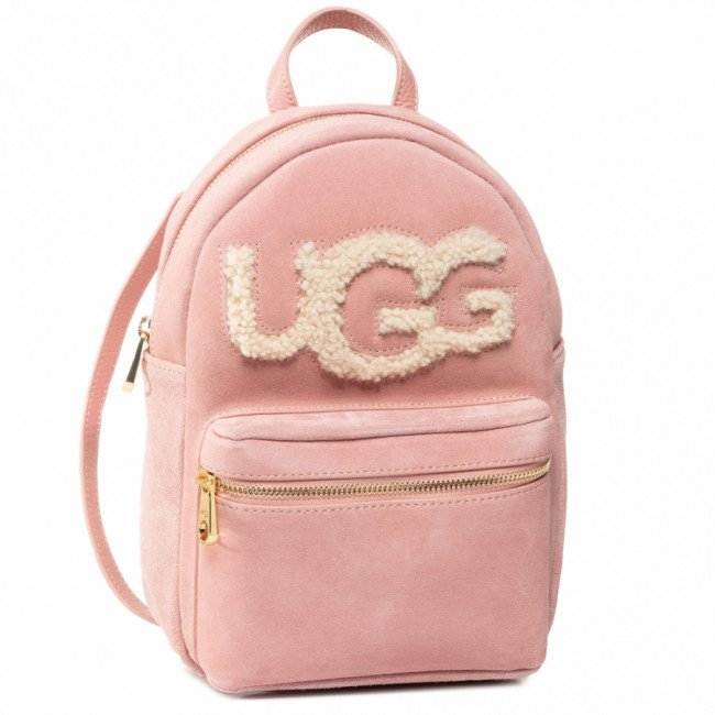Ruksak UGG - W Dannie Mini Backpack Sheepskin 1102915  Lss