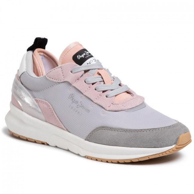 Sneakersy PEPE JEANS - N22 Summer PLS31007 Light Pink 315
