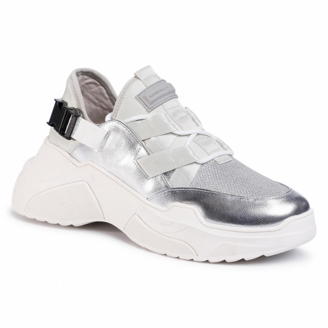 Sneakersy KENDALL + KYLIE - Lou Silver