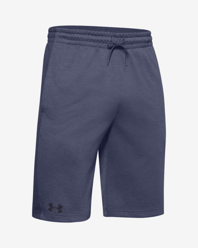 Under Armour Double Kraťasy Modrá
