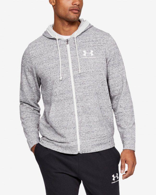 Under Armour Sportstyle Mikina Šedá