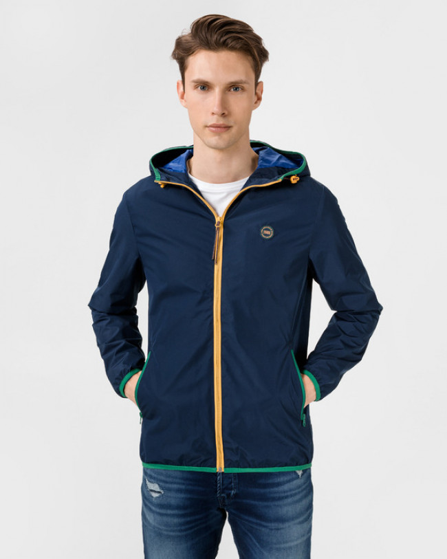 Jack & Jones Flex Bunda Modrá