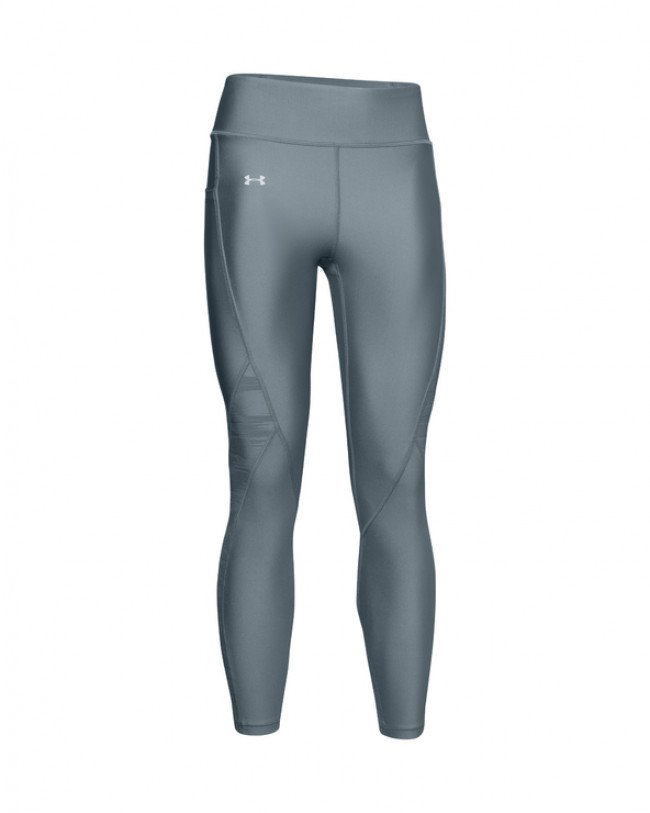 Under Armour HeatGear® Armour C&S Legínsy Šedá