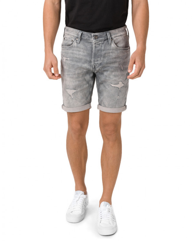 Jack & Jones Rick Icon Kraťasy Šedá