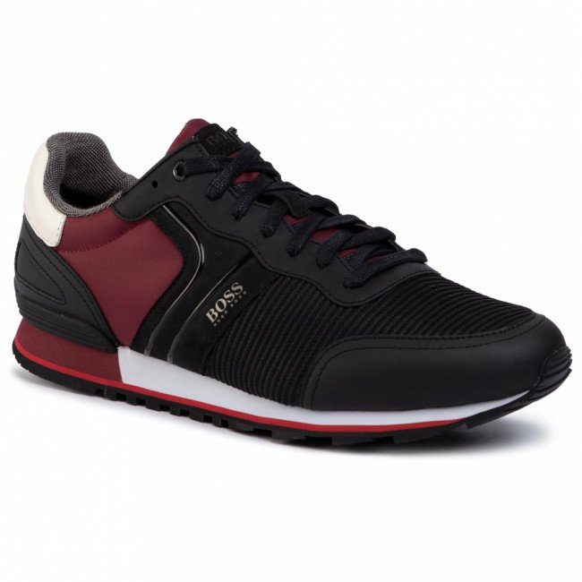 Sneakersy BOSS - Parkour 50422380 10214663 01 Open Red 640