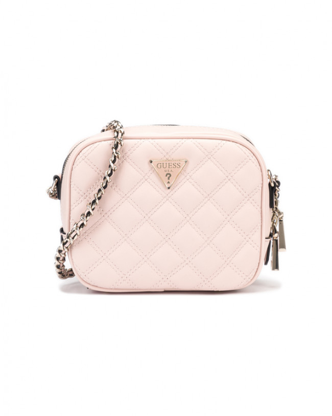 Guess Cessily Mini Cross body bag Béžová