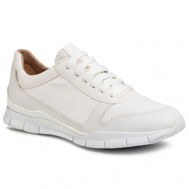 Sneakersy GEOX - D Sukie C D94F2C 05485 C1799 White